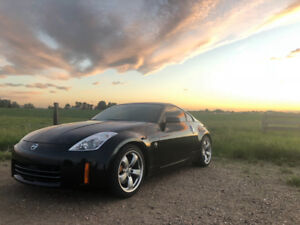 2006 Nissan 350z grand touring leather 6 speed manual  31000kms