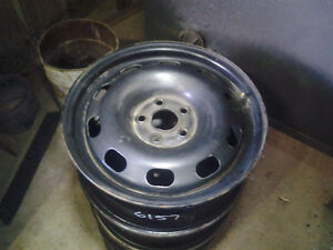 "15"" steel rims good for winter tires"