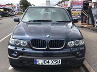 BMW X5 3.0d SPORT (blue) 2004