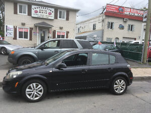 Saturn Astra  2008  Automatic/ Cuir/ A/c Seulement 116 000km