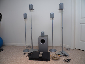 FAMOUS TANNOY 5.1 Speaker system