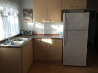 Two - 1 bedroom furnished apartments in Bonnyville available!!