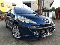 2006 Peugeot 207 GT 1.6HDI Diesel 110 BHP Manual ** Glass Panoramic Roof