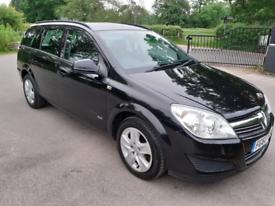 2010 60 Plate Vauxhall Astra Estate, 12 Months mot