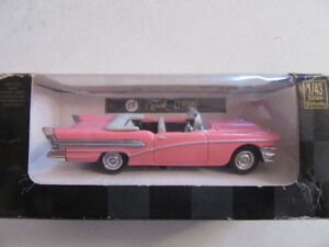 BUICK MODEL 1958 = 1/43 SCALE - NEW IN BOX