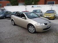 2008 Renault Megane 1.6 VVT Coupe Cabriolet Extreme, HARD TOP CONVERTIBLE