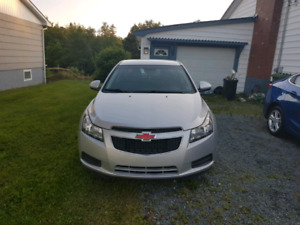 2011 Chevy Cruze LT Turbo loaded 6spd auto
