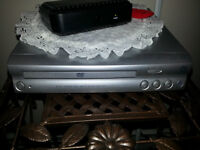 Barely used GE DVD Player