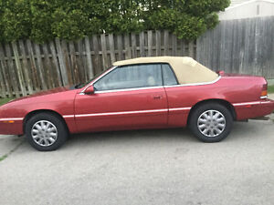 For Sale Chrysler Lebaron! A Spaghetti Western Special