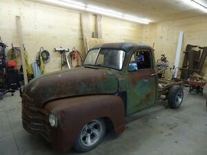 1950 Chevrolet pickup PROJECT will part out