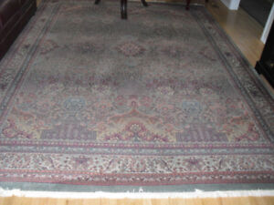 Matching Area Rugs and Hall Runners