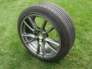 """Pair of 19"""" Goodyear Eagle RS-A tires North Shore Greater Vancouver Area image 6"""