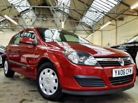 2006 Vauxhall Astra 1.4 i 16v Life 5dr