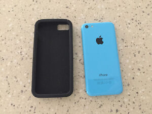 Fs: 8gb iPhone 5c blue London Ontario image 2