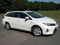 2014 64 REG Toyota Auris 1.8 ( 134bhp ) Touring Sports E-CVT Icon (SOLD)