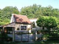 Bargain French Holiday Cottage (Available in Sept and Oct)
