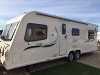 Bailey Olympus caravan