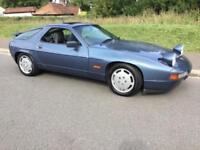 1991 PORSCHE 928 5.0 S Series 4 2dr Auto