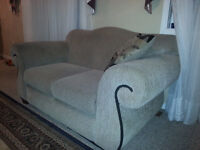 Excellent  Condition Couch, Love seat and Single seat