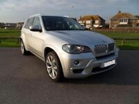 2008 BMW X5 3.0 SD M SPORT 5D AUTO 7 SEATER DIESEL 282 BHP
