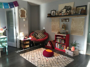 Quiet 1 Bedroom Apartment Sublet