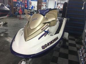 Motomarine Seadoo GTI 2003