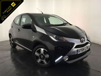 2014 64 TOYOTA AYGO X-CLUSIV VVT-I 1 OWNER SERVICE HISTORY FINANCE PX WELCOME