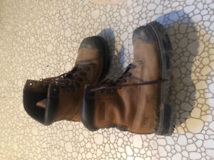 Dakota steel toe boots size 7.5