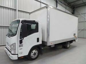 Cheap Rent a Truck - Affordable Truck Rental - 4.5T Pantech Springwood Logan Area Preview