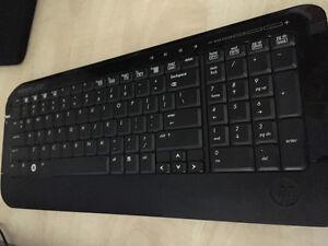 Wireless keyboard Kitchener / Waterloo Kitchener Area image 1