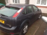 FORD focus spears or repairs