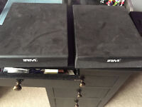 Yorkville SKS-MP1, recoil isolation studio monitor pads - PAIR