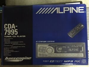 "12"" subs in box, Alpine deck, Kenwood amps"