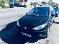 Peugeot 206 SW 1.6 XSi Manual Petrol Very Low Miles