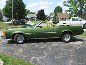 "1973 Mercury Cougar XR7 Convertible ""NEW PRICE"""
