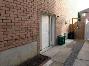 Studio Basement Apartment for Rent in Newmarket Yonge/Mulock