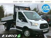 2016 Ford Transit 350 2.2TDCi 125PS MWB Tipper EURO 6 Tipper Diesel Manual