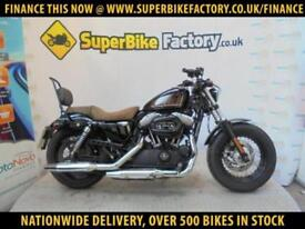 2014 14 HARLEY-DAVIDSON SPORTSTER FORTY EIGHT XL 1200