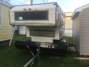 Trailer and camper for trade
