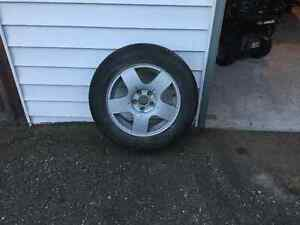 "15"" set of 4 tires"