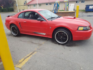 ***FOR SALE*** 2003 Ford Mustang-V6-3.8-Automatic-ROAD READY