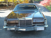 trade my 1976 Lincoln Continenta1976 Lincoln Continental Mark IV