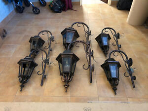 commercial outdoor lamps
