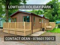 Twin double lodge chalet holiday home for sale Lake District Cumbria Ullswater