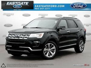 2018 Ford Explorer Limited Executive Unit
