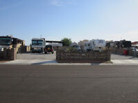 Foothills Lot (Yuma) (325 includes all utilities)