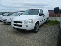 2008 Chevrolet Uplander Cargo, Van (STOCK # C13)