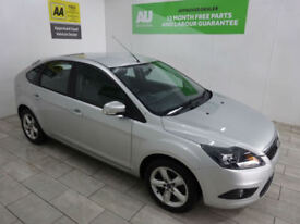 2010,Ford Focus 1.6 100bhp Zetec***BUY FOR ONLY £21 PER WEEK***