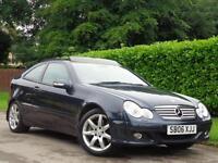 Mercedes-Benz C350 2006 AUTO***£5000 WORTH OF INVOICES + 2 KEYS***