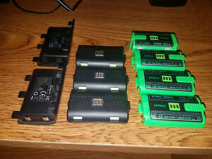 XBOX One Rechargeable Batteries (5 each)
